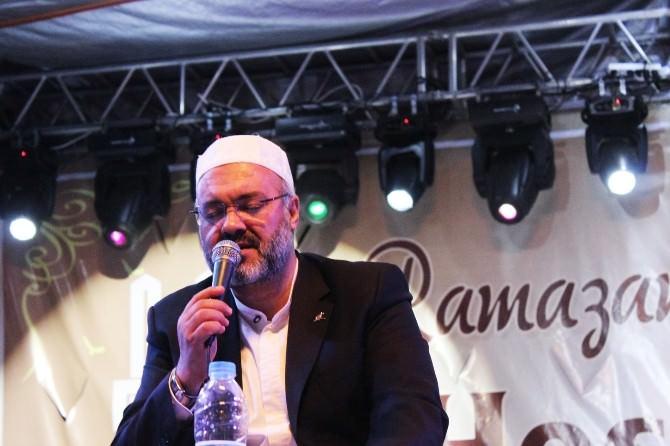 Prof. Dr. Mehmet Emin Ay, Ramazan Geceleri'ne Konuk Oldu