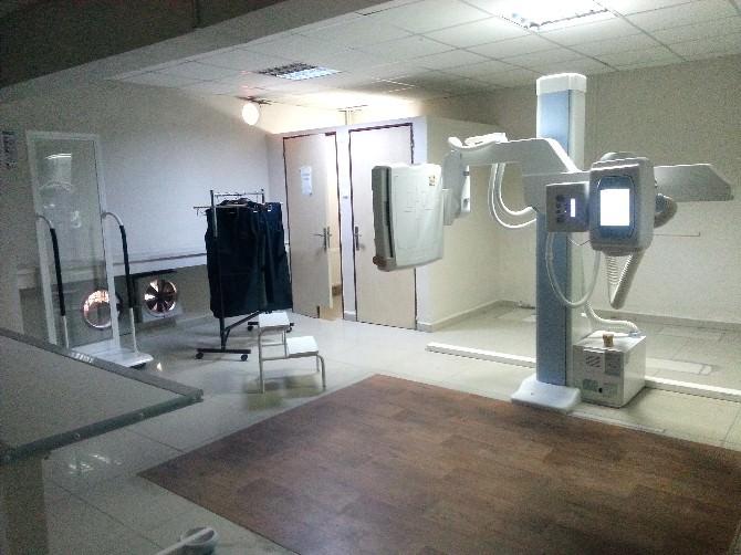 Gediz Devlet Hastanesi'ne Dijital Röntgen Cihazı
