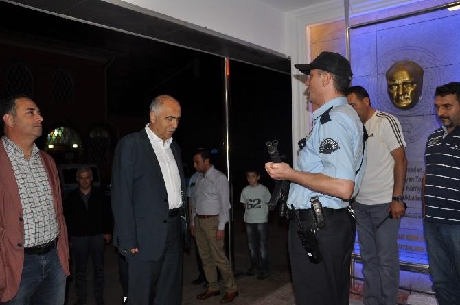Vali'den Polislere Sahur Sürprizi