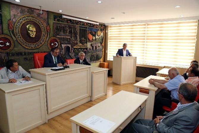 Gümüşhane İl Genel Meclisi'nin Temmuz Ayı Toplantıları Sona Erdi