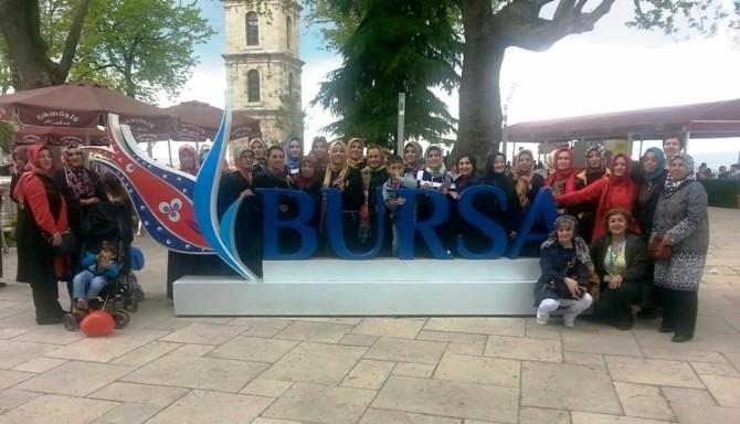 İzmit'ten Bursa'ya Kültür Gezileri