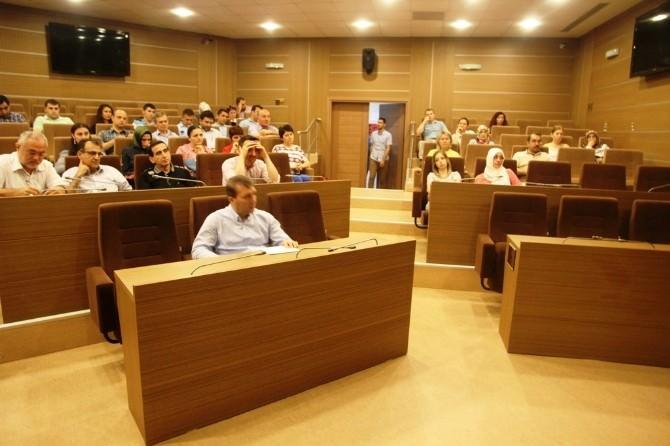 Büyükşehir'de Bayram Öncesi Memur Personele Performans Ödemesi