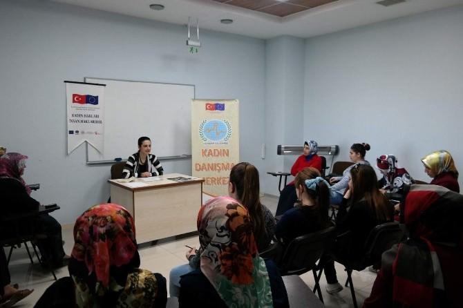 Nevşehir'de Kadınlara Eğitim Desteği