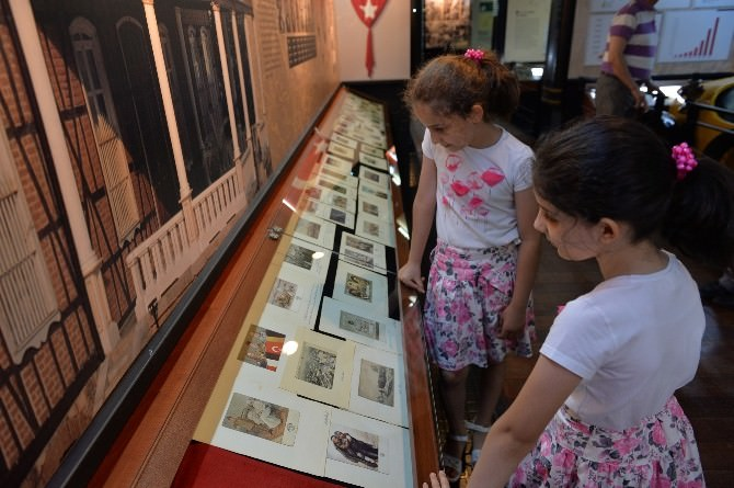 Orijinal Kartpostallar Kent Müzesi'nde