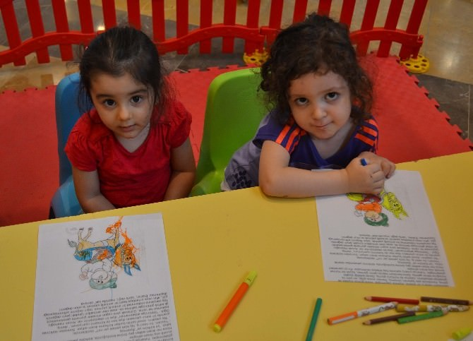 Piazza Çocuk Kulübü Etkinlikleri Yaz Tatilinde De Hız Kesmiyor