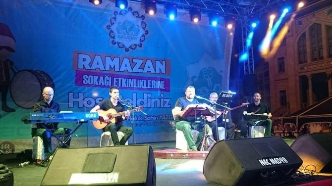 Ramazan Sokağında Türkübeyler Rüzagarı Esti