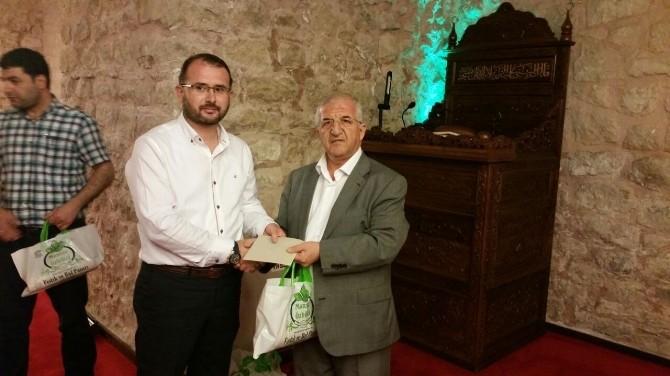 Siirt'te Bölge Ezan Okuma Yarışması Yapıldı