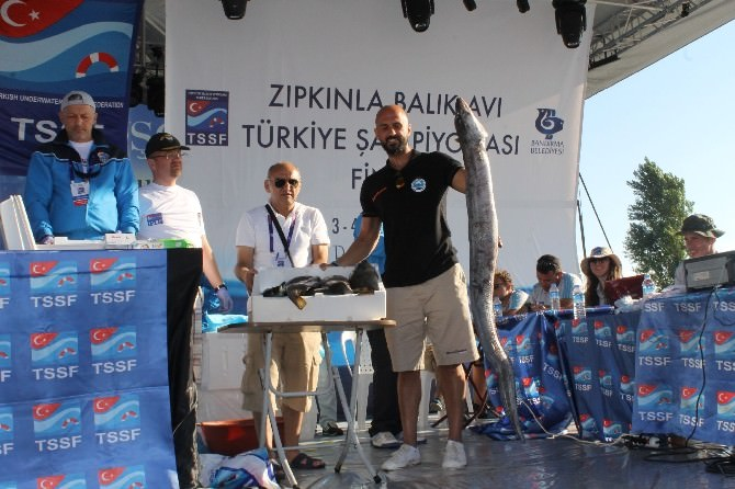 Söke'nin Zıpkıncıları Türkiye İkincisi Oldu