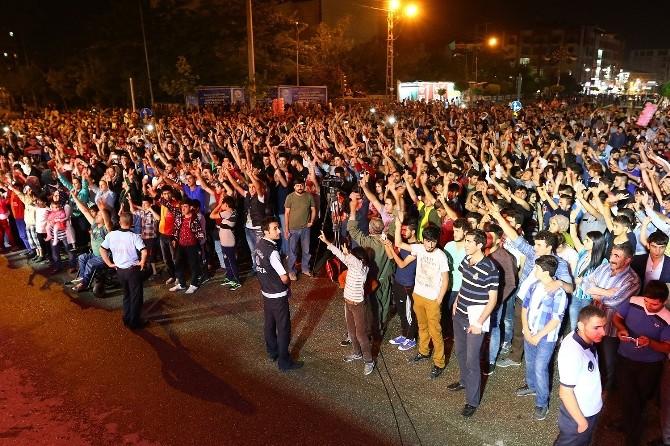 Van Büyükşehir Belediyesi'nden Halk Konseri