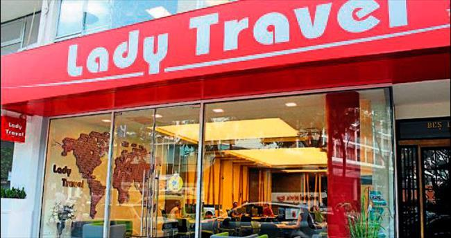 Lady Travel'dan özel kampanya