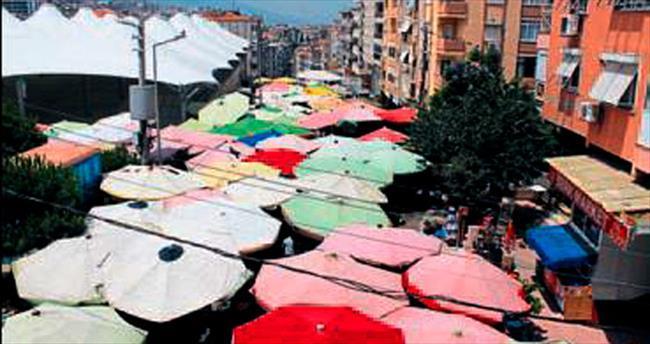 Hatay pazarı yine sokakta kurulacak