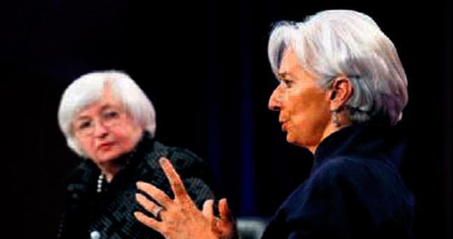 IMF'den Fed'e erken faiz uyarısı