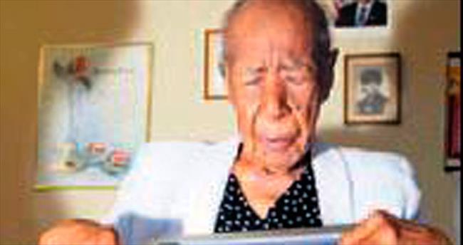 En yaşlı insan artık bir kadın