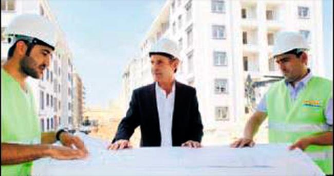 Eval'dan Bahçeşehir'e 870 konutluk proje
