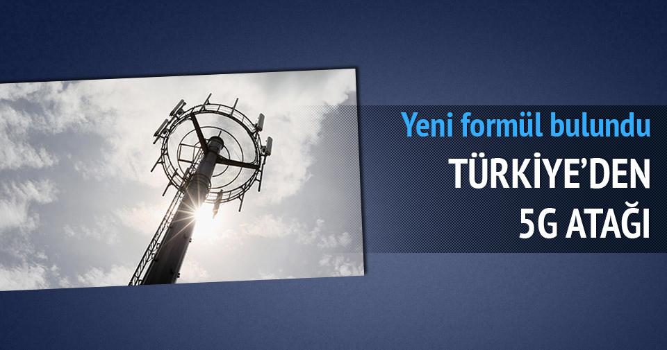 Türkiye 5G için yeni anten üretecek
