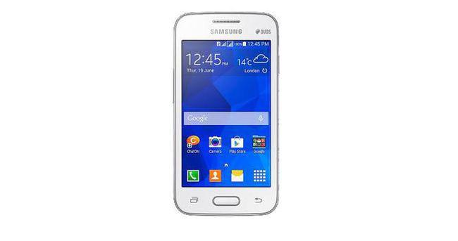 Samsung'un yeni modeli Galaxy V Plus tanıtıldı