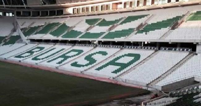 Timsah Arena'da harf değişikliği