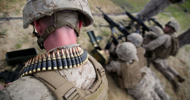 Amerikan ordusu küçülüyor