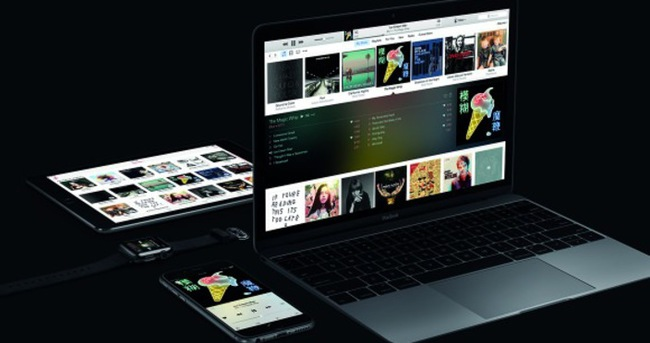 Apple Music yükselişte Spotify düşüşte
