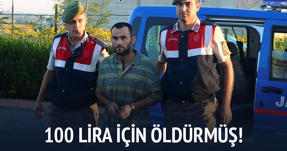 66 yaşındaki adam 100 lira için öldürülmüş