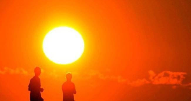 Cenevre'de rekor sıcaklık
