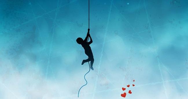 Lacivert 'Aşk' özel sayısıyla çıktı
