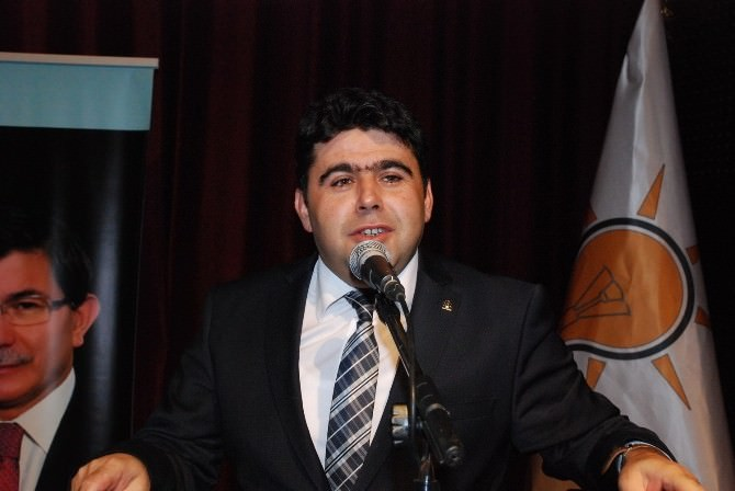 AK Parti'li Yıldırım: Partimiz İlk Günkü Heyecanındadır