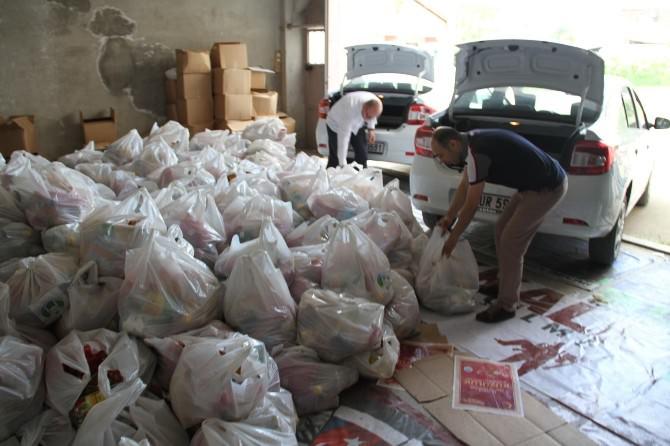 Akyazı Belediyesi Ramazanda Yardımlarına Devam Ediyor