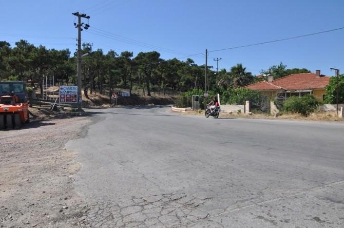 Ayvalık Belediyesinden Büyük Yol Hamlesi