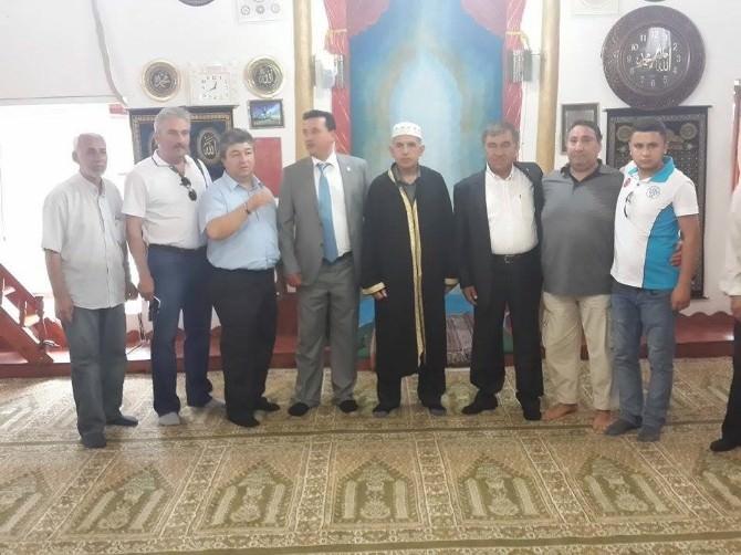 Biga'dan Veles'teki Müslümanlara Yardım