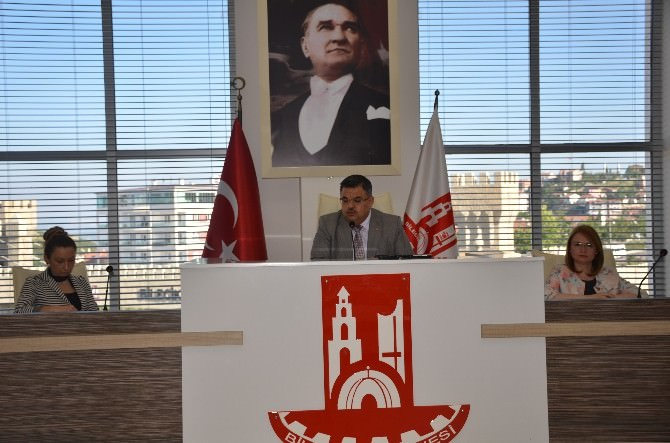 Bilecik Belediyesi Temmuz Ayı Meclis Toplantısını Gerçekleştirdi