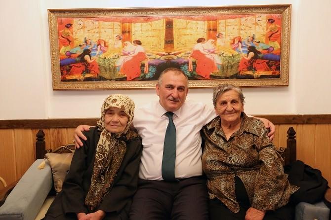 Bolu'da Sultan Hamamı Vatandaşları Kendine Hayran Bırakıyor