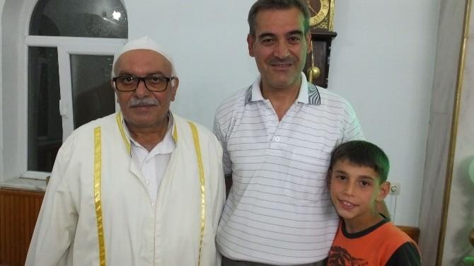 Burhaniye'de Ramazanda İmam Dayanışması