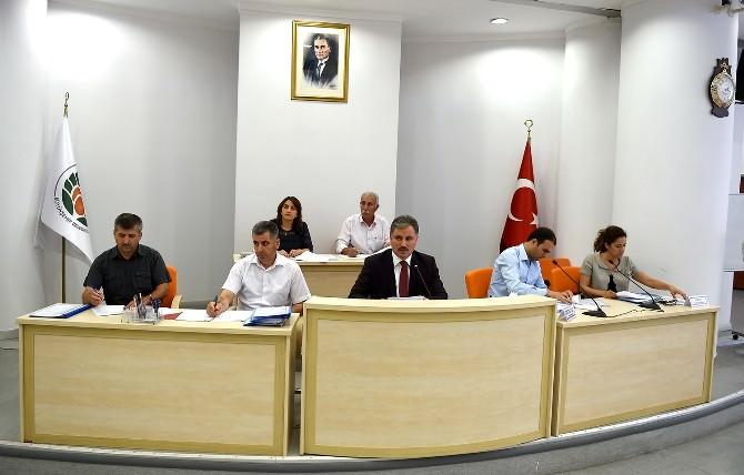Büyükşehir Meclisi Temmuz Ayı Toplantıları Başladı