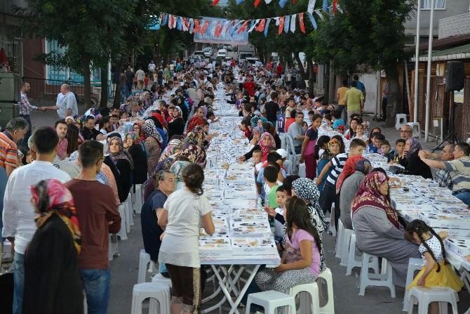 Körfez Belediyesi Mahalle İftarları Devam Ediyor