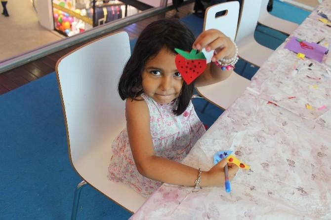 Forum Gaziantep'te Çocuklarla Keyifli Bir Gün Yaşandı