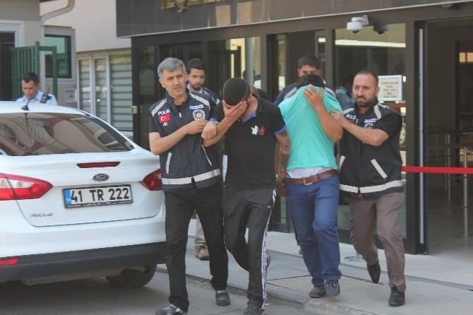 70 Bin Lira Çalan Hırsızlar Gebze'de Yakalandı