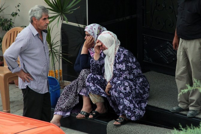 Genç Kadın, Tartıştığı Kocasına Kurşun Yağdırdı