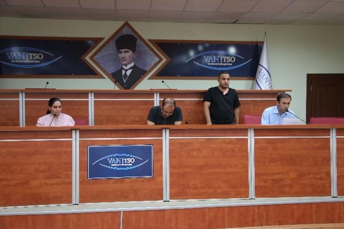 İpekyolu Belediye Meclisi Toplantısı