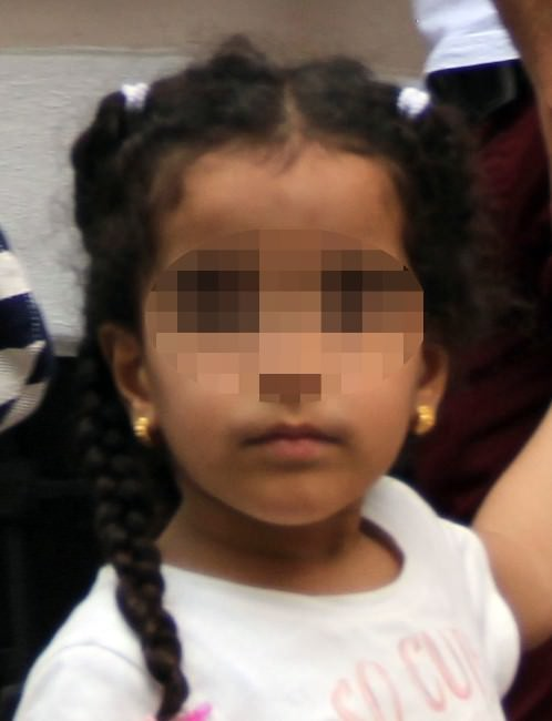 Hırsız Bankada Iraklı Kız Çocuğunun Kolundaki Bileziği Çaldı