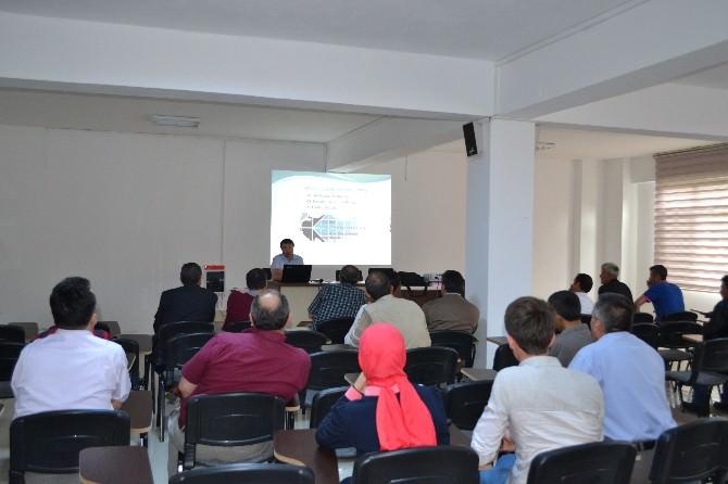 İkizce'de KOSGEB Bilgilendirme Toplantısı