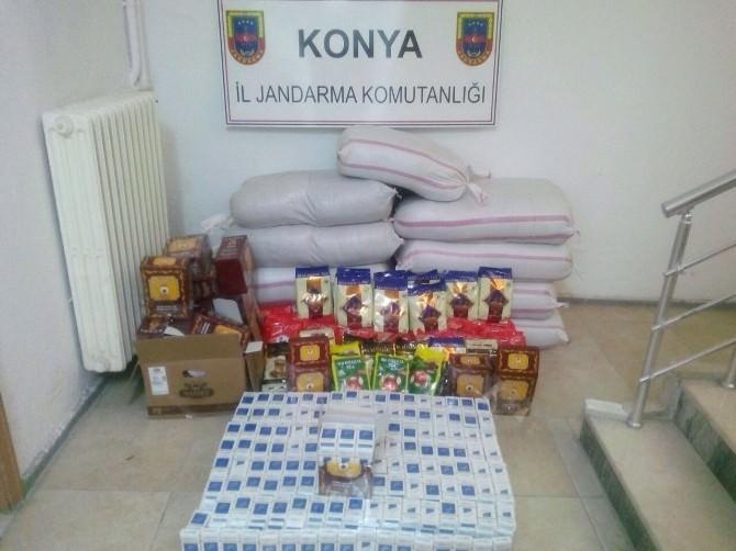 Jandarma'dan Kaçakçılığa Darbe