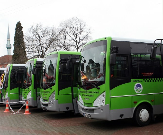 Otobüslerde 'J' Plakalı Dönem Başlıyor