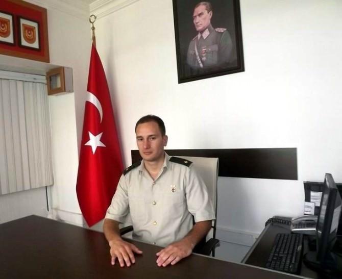 Seydişehir Askerlik Şube Başkanı Görev Başladı