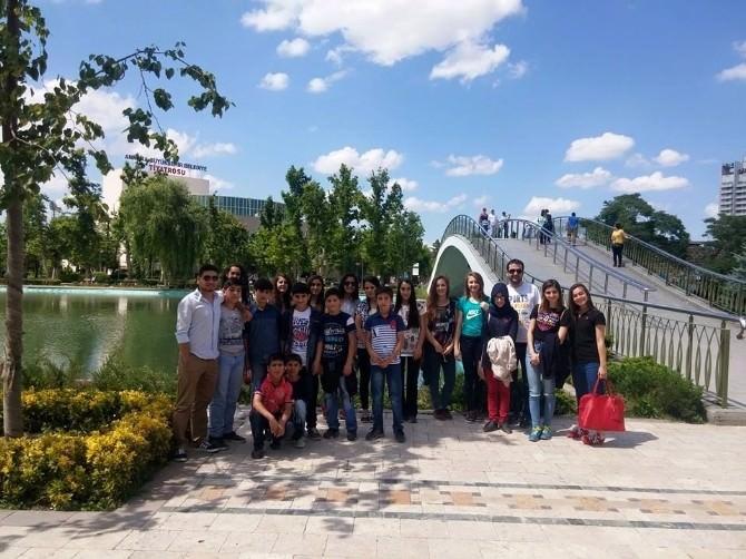 Sungurlu Eğitim Spor, Ankara Günübirlik Sportif Gezi Düzenlendi