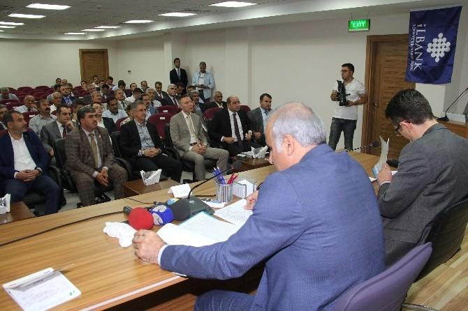 İl Koordinasyon Kurulu Temmuz Ayı Toplantısı Yapıldı