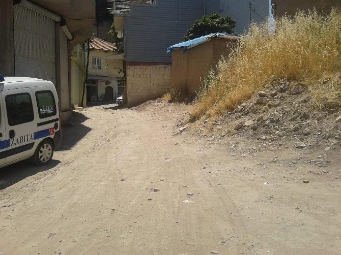 Ulucami Mahallesi Sakinleri Asfalt İstiyor