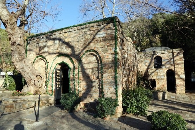 Selçuk'taki Meryem Ana Evine UNESCO Desteği
