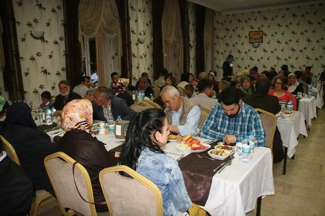 Yozgat İl Jandarma Komutanlığından Şehit Yakınları Ve Gazilere İftar Yemeği