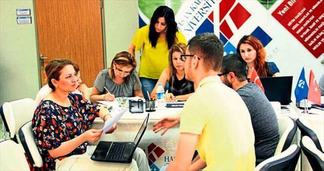Hasan Kalyoncu'da tercih tanıtım maratonu sürüyor